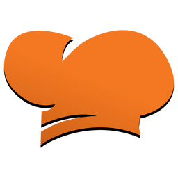 Chefhut Fast-Food-Symbol