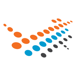 Ícone de geoestrutura de meio-tom