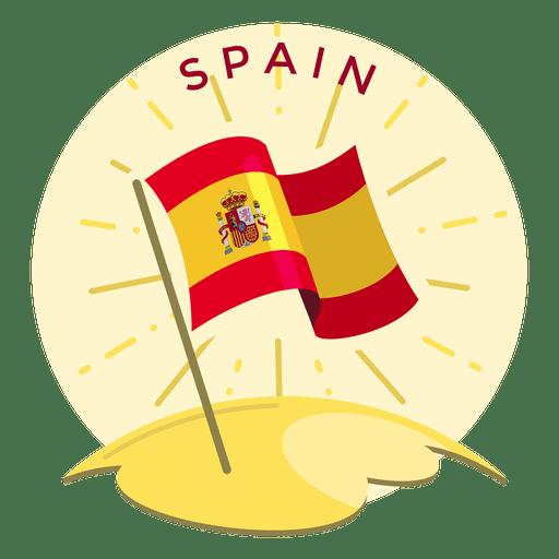 Bandeira da espanha Transparent PNG