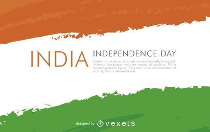 India flag for Independence Day