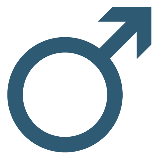 Símbolo masculino