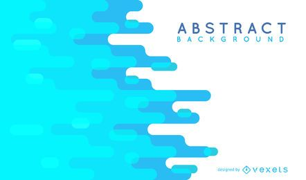 Fondo abstracto de agua azul