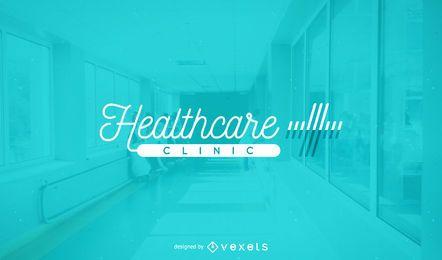 Plantilla de logotipo de Healthcare
