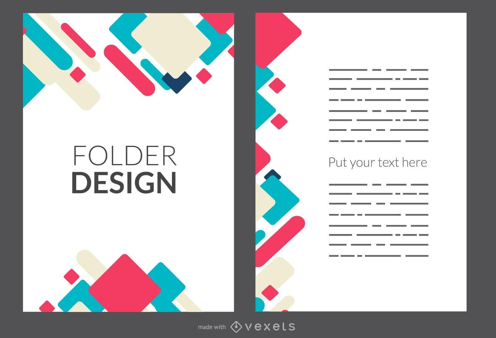 Cover or folder maker