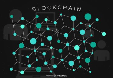 Diseño blockchain de bitcoin