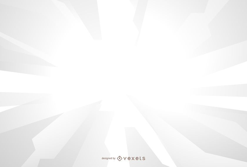 White abstract minimalist background