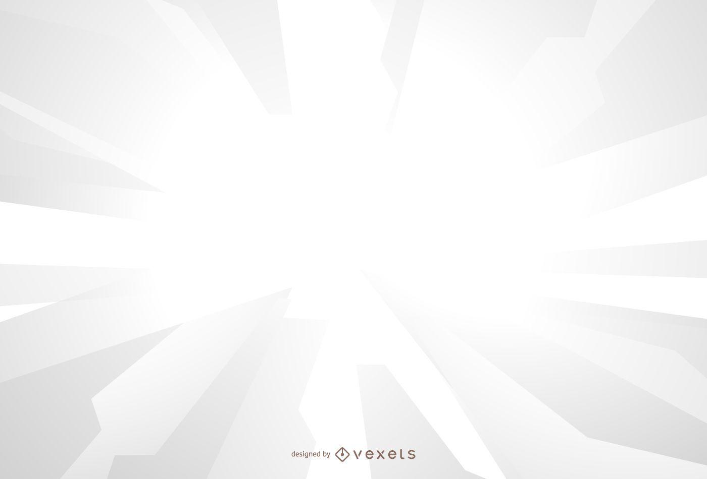 Fondo minimalista abstracto blanco