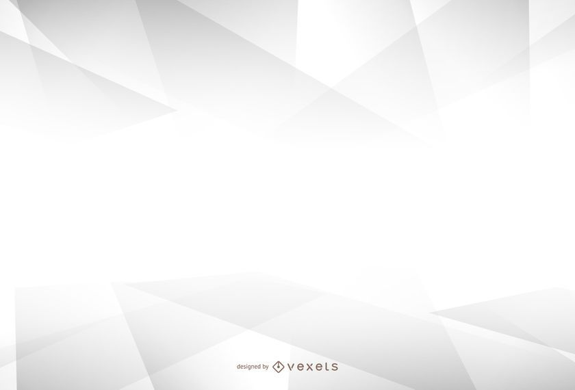 Abstract minimalist white background