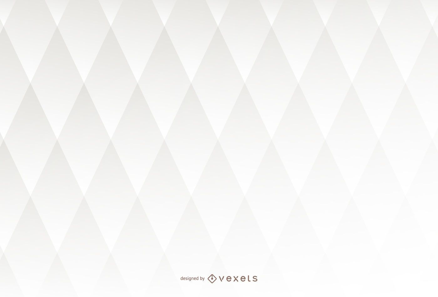White 3d background with rhombus vector download for White 3d wallpaper