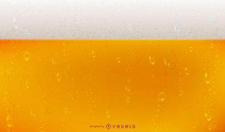 Fundo de textura de cerveja