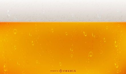 Textura de la cerveza de fondo
