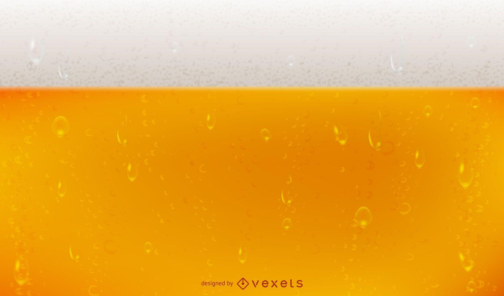 Beer texture background