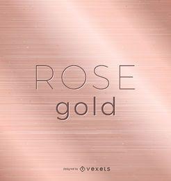 Rosa de oro con textura de fondo