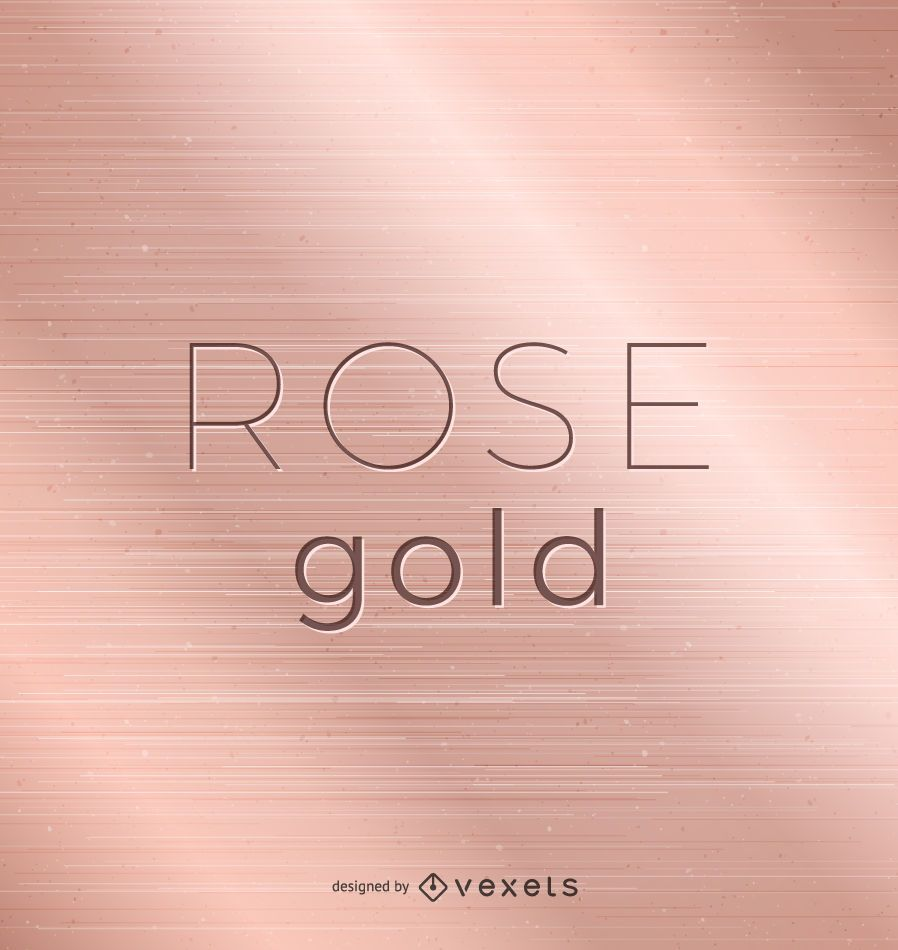 Fondo con textura de oro rosa