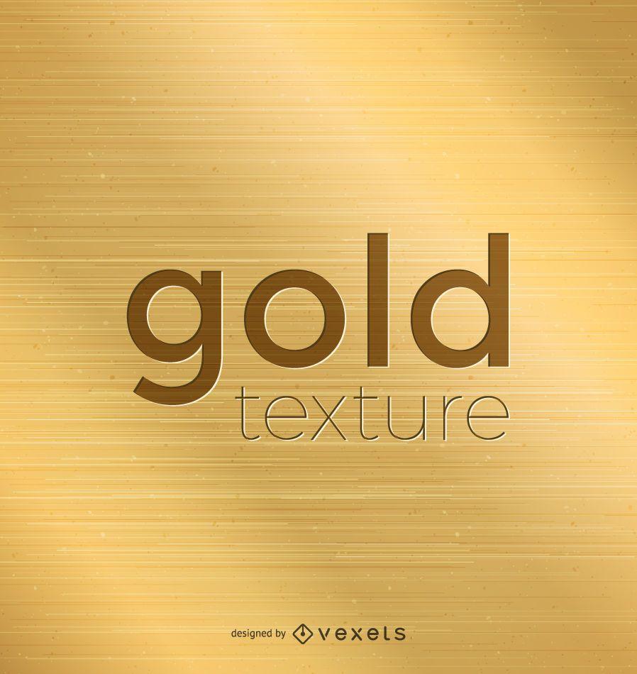 Gold strukturierter Hintergrund mit Linien