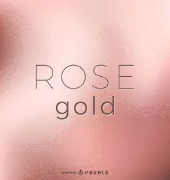 Rosa textura de fondo de oro