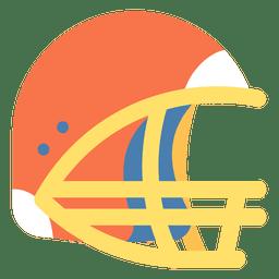 Futebol americano, capacete, ícone futebol americano, futebol, ícone
