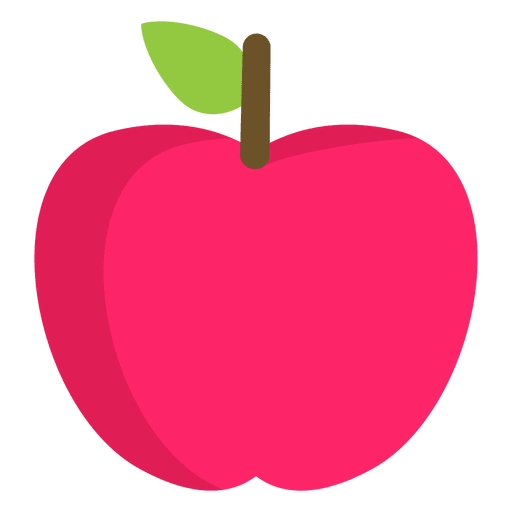 Apple illustration Transparent PNG