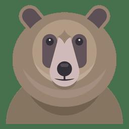 Ilustración del oso