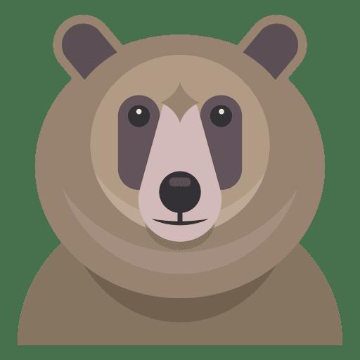 Bear illustration Transparent PNG