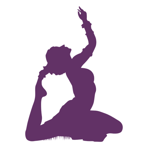Belly Dancer Floor Silhouette Transparent Png Svg Vector