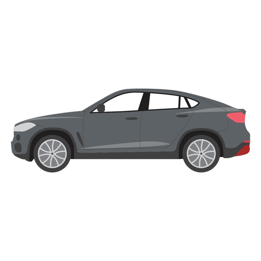 black car illustration transparent png amp svg vector