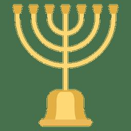Ilustración de candelabro