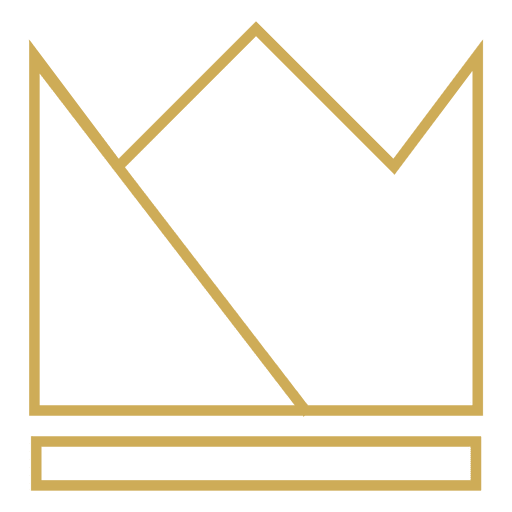 Crown sharp stroke