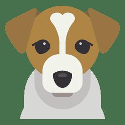 Ilustração do cão