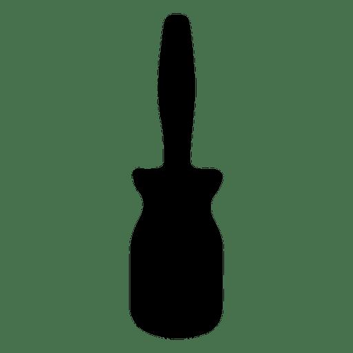 Silueta de herramienta de archivo