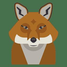 Ilustração de raposa