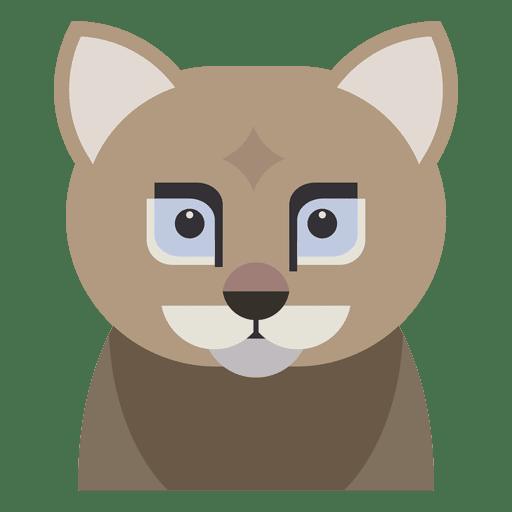 Lynx illustration Transparent PNG