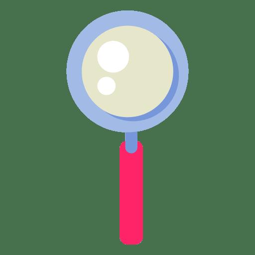Ilustración de lupa Transparent PNG