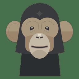 Ilustración mono