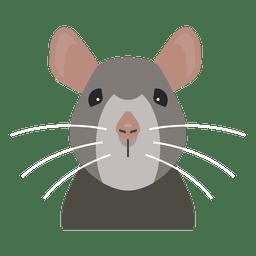 Ilustración de ratón