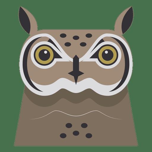 Owl illustration Transparent PNG