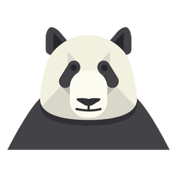 Ilustração de Panda