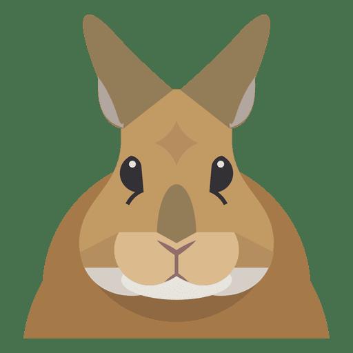 Rabbit illustration Transparent PNG