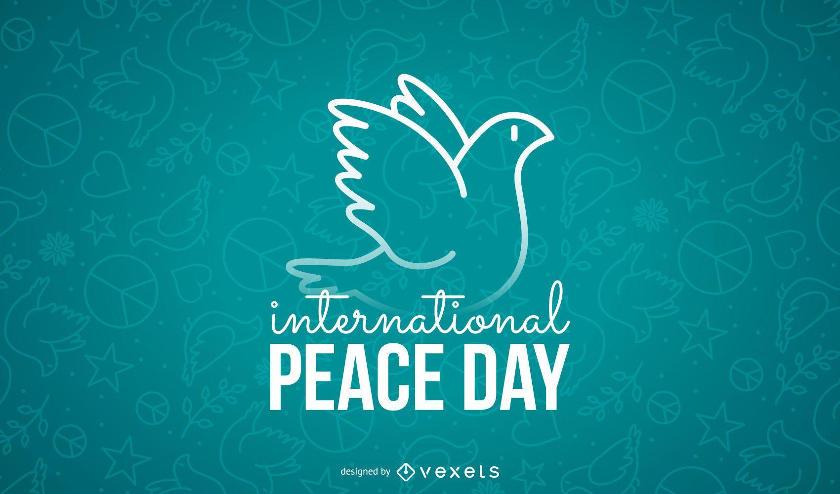 Cartel del D?a Internacional de la Paz