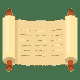 Ilustración de desplazamiento
