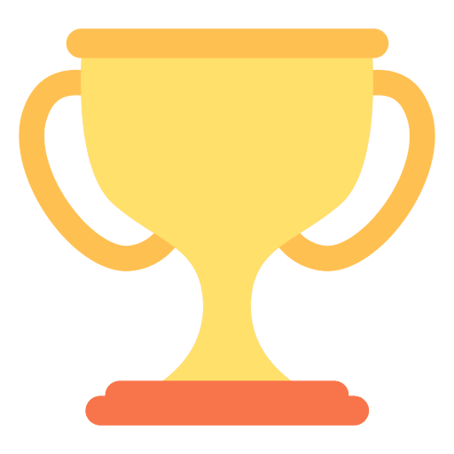 Sport cup icon Transparent PNG