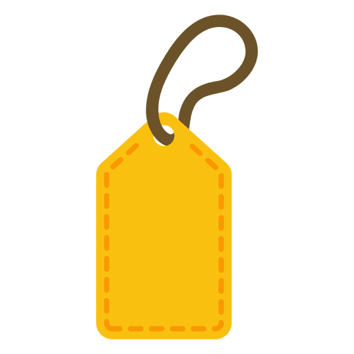 Tag Illustration Transparent PNG