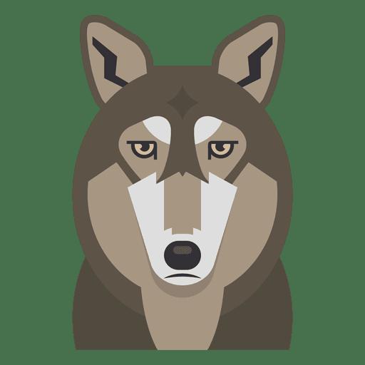 Wolf illustration Transparent PNG