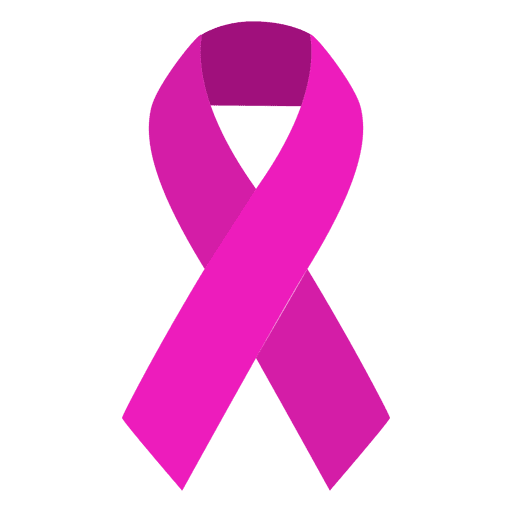 World cancer day ribbon rounded Transparent PNG