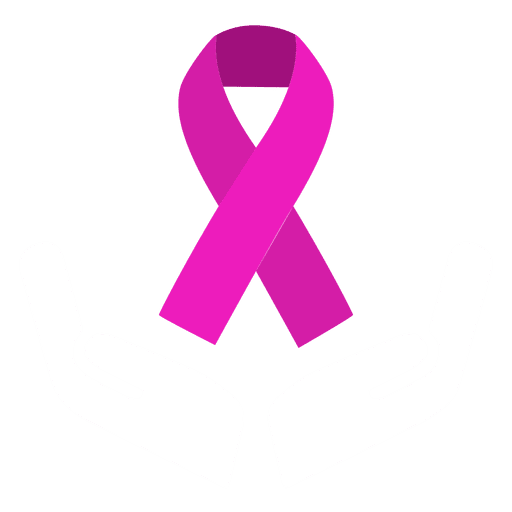 Fita de dia mundial do câncer arredondada pequena Transparent PNG
