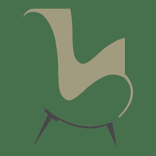 Ícone de mobília de cadeira