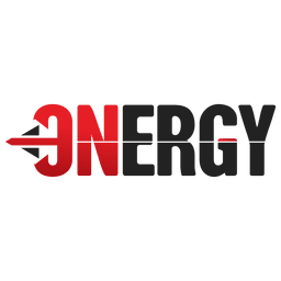 Energy arrow logotype