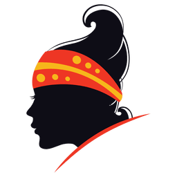 Woman fashoin logo