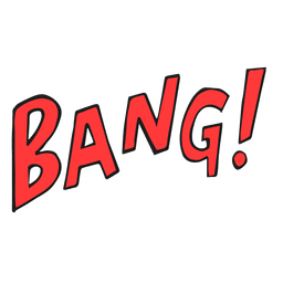 Bang illustration