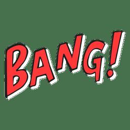 Ilustração Bang